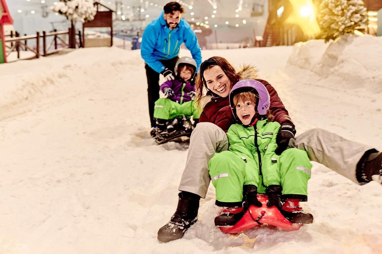 unlimited day pass dubai tourism ski dubai